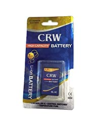 CRW 1500 Mah Replacement Battery For Samsung Galaxy S Advance I9070