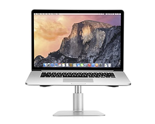 New Twelve South HiRise for MacBook | Height-adjustable laptop stand for MacBook
