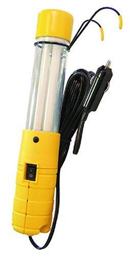 Bayco SL-512 12-Volt 13-Watt Fluorescent Work Light