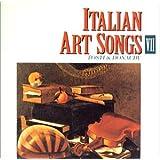 イタリア歌曲集 Vol.7~トスティ&ドナウディ歌曲集
