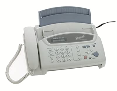 Brother FAX-560 Personal Plain Paper Fax, Phone, and Copier