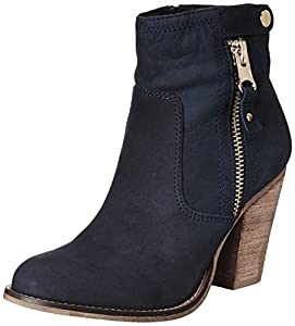 Aldo Women's Olenalla Boot, Dark Blue, 41 EU/10 B US