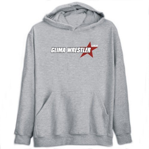 Hoodie Mens Heather Gray