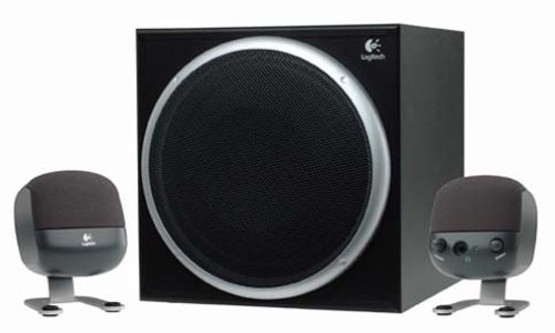 Logitech Z340 2 1 Computer Speakers 3-Speaker BlackB000063IO1