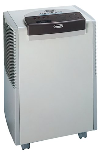 Delonghi Always Dry Dehumidifier 40-Pint Capacity