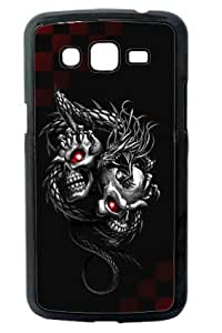 Awwsme Back Metal Print With Hard Plastic phone cover for samsungj7