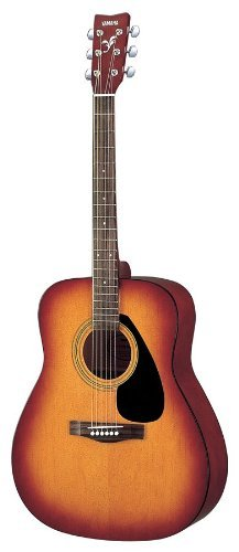 Yamaha F310 Full Size Acoustic Guitar - Tobacco Brown Sunburst