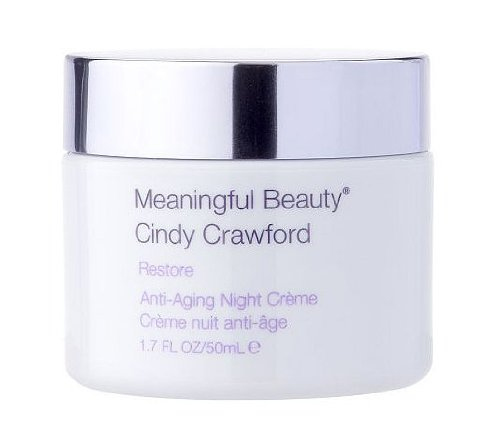 Cindy Crawford Meaningful Beauty Anti-aging Night Creme