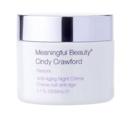 Meaningful Beauty Anti-aging Night Creme 1.7