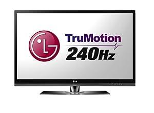 LG 42SL80 42-Inch Seamless 240 Hz 1080p LCD HDTV, Glass/Black