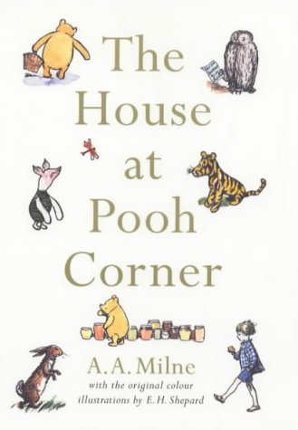 House at Pooh Corner (Winnie the Pooh Colour P/Backs)