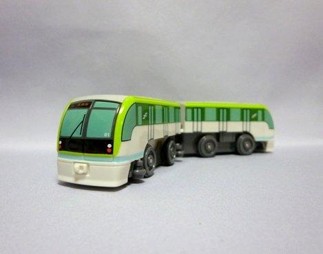 チョロQ 七隈線開業記念 福岡市地下鉄 七隈ライン 3000系 タカラ