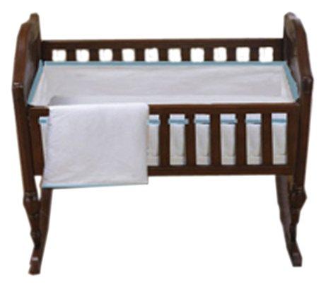 Imagen de Baby Doll Bedding Set Cuna Forever Mine, Azul