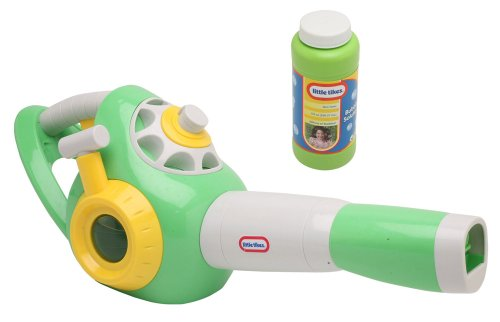 Review Imperial Toy Little Tikes Leaf & Lawn Bubble Blower, Light Green/White
