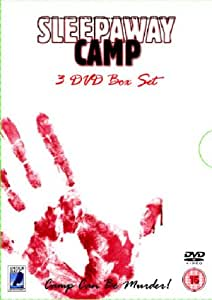 Sleepaway Camp Trilogy [1983] [DVD]