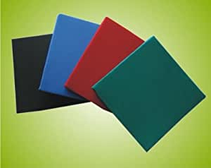 Behrend-Homecare Keilkissen Farbe schwarz Maße 38 x 38 x 7/1 cm