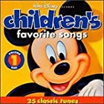 Disney Records Children's Favorite So...