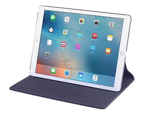 ipad-pro-129-case-devicewear-ridge-thin-blue-vegan-leather-6-position-flip-stand-magnetic-on-off-swi
