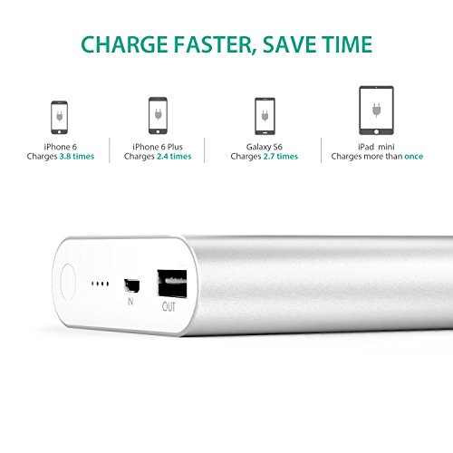 Aukey PB-T1 Quick Charge 2.0 10400mAh Power Bank