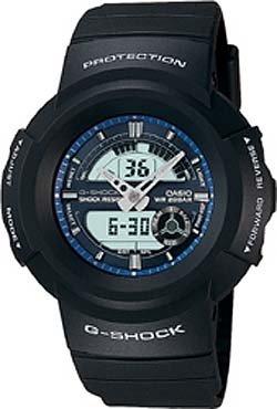 Casio G-shock Men's Classic Watch Aw582c2a