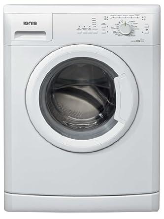 Ignis LOE8001 Lave linge 8 kg 1000 trs/min A++ Blanc