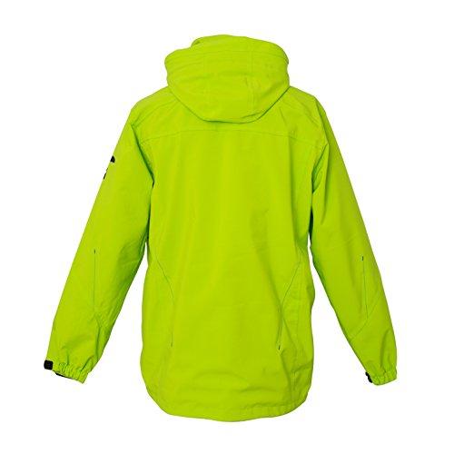 Deproc Active Herren Outdoorjacke FLINTON, Lime, 4XL, 54072-572 -