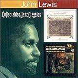 echange, troc John Lewis - The Golden Striker/Jazz Abstractions