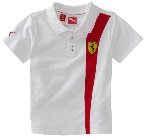 team official sf dp puma sponsors red formula scuderia ferrari men w racing shirts s polo shirt sscuderia collar