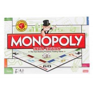 Funskool Monopoly India Edition, Multi Color