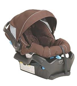 Teutonia T-Tario 35 Infant Car Seat, Jasper Brown