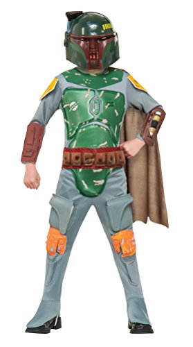 Star Wars Boba Fett Deluxe Child Costume (Medium)