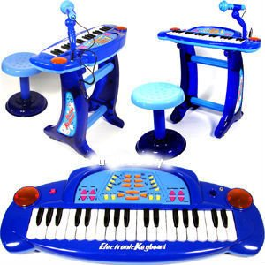 Kids Electric Piano Keyboard Karaoke Music Toy Children