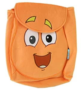 Dora The Explore : Diego Animal Resuer Plush Backpack