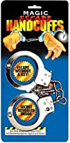 Magic Escape Realistic Handcuffs