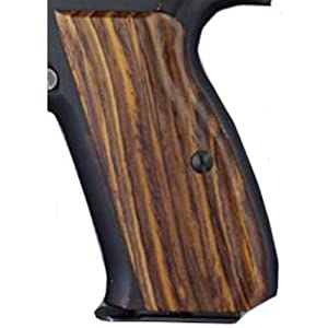 : Hogue CZ-75/CZ-85 Grips Coco Bolo : Gun Grips : Sports & Outdoors