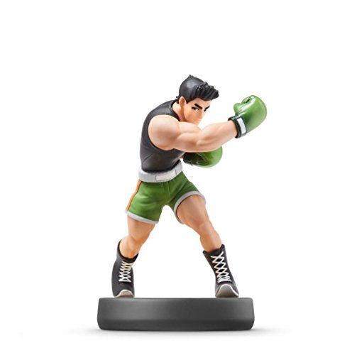 Nintendo - Figura Amiibo Smash Little Mac