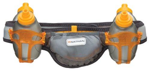 Nathan Speed 4R Hydration Belt, Grey, Small
