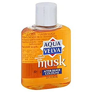 Aqua Velva Musk After Shave, 3.5 Ounce