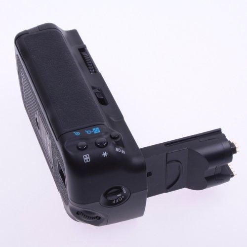 Neewer Grip de batterie Canon pour appareil photo réflex numérique Canon EOS 5D Mark II