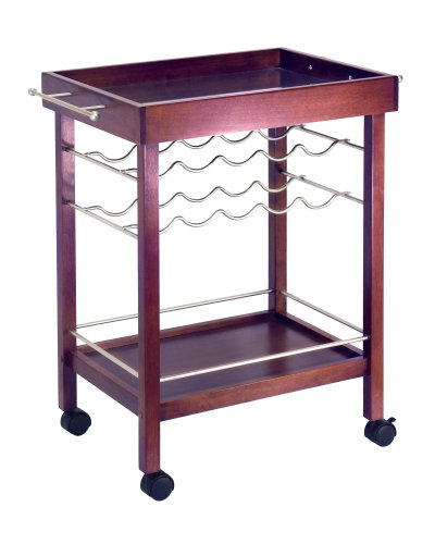 Best Price Santa Fe Kitchen CartB00017LTFW