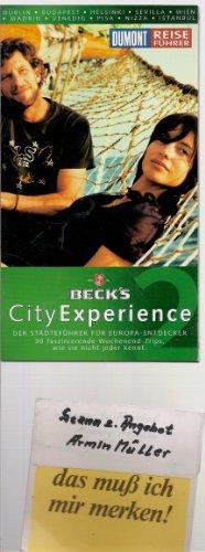 Beck's City Experience Band 1. Der Städteführer