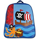 Pirate Ship Go-Go Backpack By Stephen Joseph