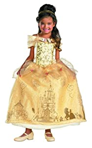 Storybook Belle Prestige Costume - Small (4-6x)