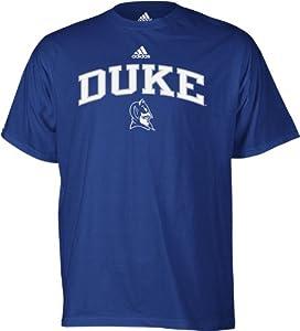 Buy Duke Blue Devils Short Sleeve Royal Adidas In Play T-Shirt by adidas