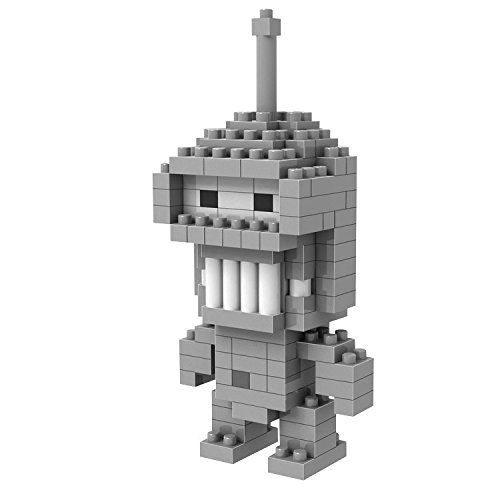 LOZ DIY Diamond Blocks Figure Toy 9310 Bender