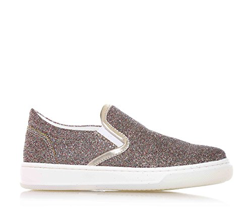 SAUSALITA - Slip on multicolor, Oro Bambina-35
