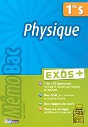 MEMOBAC EXOS + PHYSIQUE 1RE S