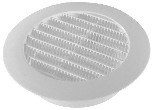 Speedi-Products SM-RSV5  5-Inch Diameter Plastic Round Soffit Vent (Soffit Vent Mesh compare prices)