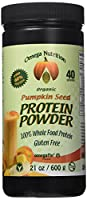 Omega Nutrition Pumpkin Seed Protein Powder, 21-Ounce from Omega Nutrition