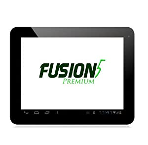 "A1CS FUSION5 PREMIUM TABLET PC - 9.7"" IPS SCREEN - ANDROID 4.0 - NOW SUPPORTS IPLAYER- DUAL-CAMERA - ULTRA SLIM"